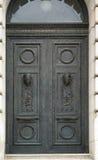 门顶头印地安人 免版税库存照片