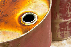 阿拉伯油 免版税库存照片