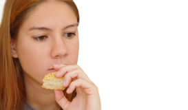 面包生活 库存图片