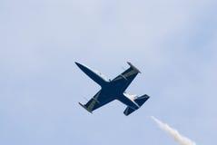 39个显示喷气机l russ小组 库存照片