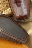 39双豪华鞋子 库存图片
