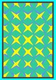 39. Tracery, vrij thema. stock illustratie