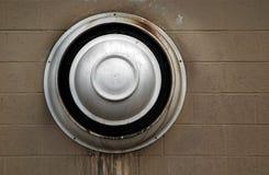 风扇出口出气孔 免版税库存图片