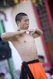3934 fu kung shaolin 图库摄影