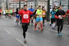 39th Istanbul Marathon Royalty Free Stock Photos