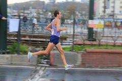 39th Istanbul Marathon Royalty Free Stock Photography