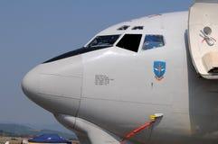 3a aicraft powietrza awacs e fest nato Slovakia Zdjęcie Stock