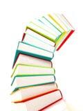 3d书设计大量 免版税库存图片