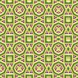 3d五颜六色的模式 库存照片