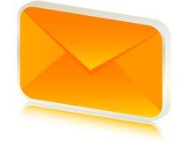 3d信包 免版税库存照片