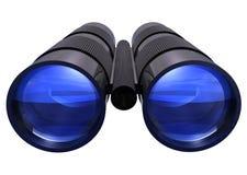 3d双筒望远镜 向量例证