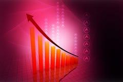 3d图形紫红色 免版税库存图片