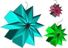 3d圣诞节装饰品 免版税库存图片