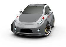 3d汽车构思设计 免版税库存图片
