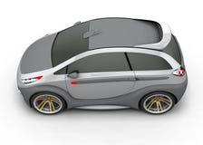 3d汽车构思设计 库存例证