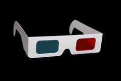 3d玻璃 免版税库存照片