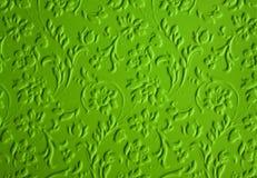 3d花卉墙纸 免版税库存图片