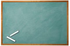3d黑板 免版税库存图片