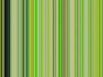 3d übertragen von den mehrfachen grünen Gefäßen Lizenzfreie Stockbilder