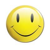 3D übertrug Emoticon Lizenzfreies Stockbild