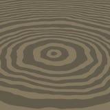 3d объезжает представленное концентрическое Стоковая Фотография RF
