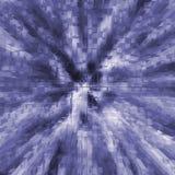 3d преграждает пурпур Стоковое Изображение RF