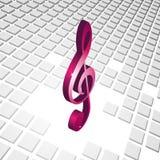 абстрактные кубики 3d Стоковое Изображение