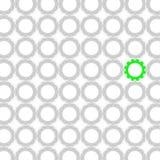 3d представляют предпосылки шестерен Стоковые Изображения RF