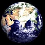 3D Aarde Royalty-vrije Stock Foto's