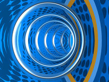 3d abstract background. Royalty Free Stock Photos