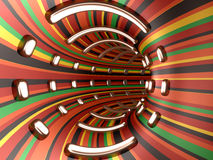3d abstract background. Rendering image Royalty Free Stock Photo