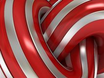 3d abstract background. Royalty Free Stock Image