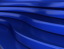 3d abstract background. 3d abstract blue background . Rendering image Royalty Free Stock Photo