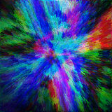 3d Abstract Background Royalty Free Stock Photography
