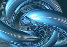3D Abstract Background Stock Photography