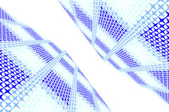 3d abstract background seamless. 3d abstract blue background seamless Royalty Free Stock Photography