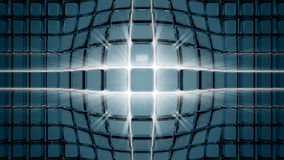 3d abstract composition Stock Images