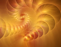 3d Abstract Fractal Illustration For Creative Royalty Free Stock Photography