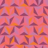 3d abstract piramidaal patroon Stock Afbeelding