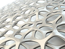 3D abstract structure Stock Photos