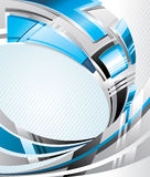 3d Abstract vector illustration Royalty Free Stock Photography