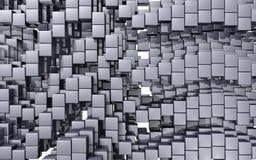 3D abstracte achtergrond royalty-vrije stock fotografie
