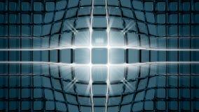 3d abstracte samenstelling Stock Afbeeldingen