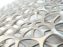 3D abstracte structuur vector illustratie