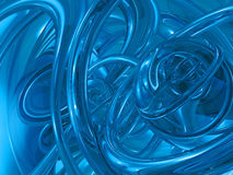 3d abstractie (1) Royalty-vrije Stock Foto