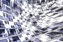 3d abstrakcjonistyczny tło Fotografia Stock