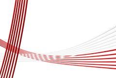 3d abstrakt odpłaca się Obrazy Stock