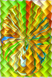3d abstrakta tło Zdjęcie Royalty Free