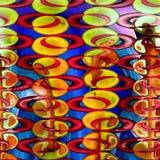 3d abstrakta tło Obraz Stock