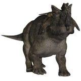 3d achelousaurus恐龙 库存照片